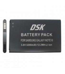 Batería para smartphone Samsung Galaxy Note III 3200 mah