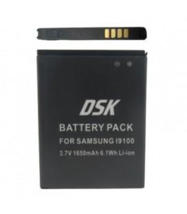 Batería para smartphone Samsung Galaxy S II 1650 mah