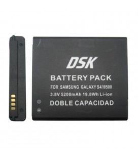 Batería para smartphone Samsung Galaxy S III doble 5200 mah