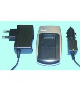 Cargador baterias litio Samsung