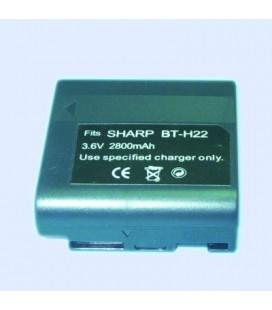 Bateria Sharp 3.7V 2700MAH medidas 90X53X42