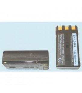 Bateria Sharp 3.6V 3200MAH medidas 71X37X25