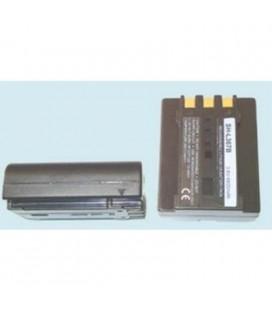 Bateria Sharp 3.6V 6600MAH medidas 71X56X25