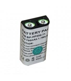 BateríA InaláMbrico Sony 700 Mah 1.7 Nimh E-Hp550-
