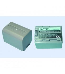 Batería para cámara Sony DCR-DVD105 7,4v 1300mah
