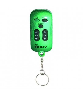 Mando llavero universal para Sony para tv tubo