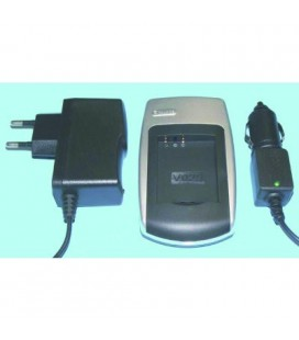 Cargador baterias litio Sony