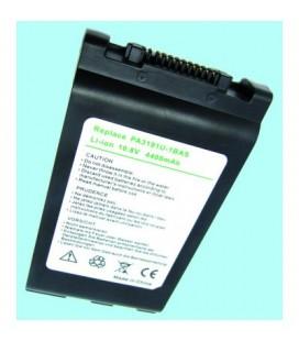 Batería para ordenador portátil Toshiba PA3191U-1BAS/1BRS