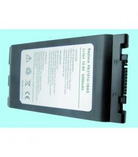 Batería para ordenador portátil Toshiba PA3191U-5BAS/5BRS