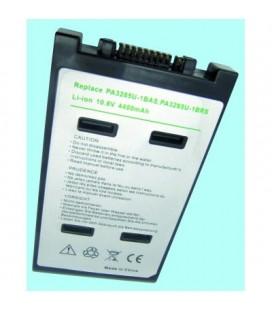Batería para ordenador portátil Toshiba PA3285U-1BAS/1BRS