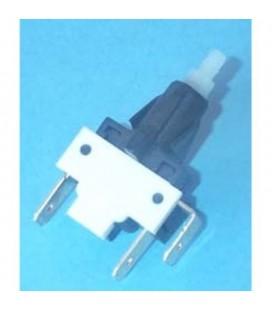 Interruptor Ariston 030357, 4? y 5? generacion, 3 contactos, UNIPOLAR