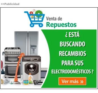Recambios de electrodomésticos
